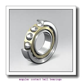 FAG 3210-BD-2HRS-TVH-C3  Angular Contact Ball Bearings