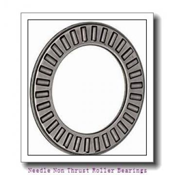 1.181 Inch | 30 Millimeter x 1.575 Inch | 40 Millimeter x 1.024 Inch | 26 Millimeter  CONSOLIDATED BEARING RNAO-30 X 40 X 26  Needle Non Thrust Roller Bearings