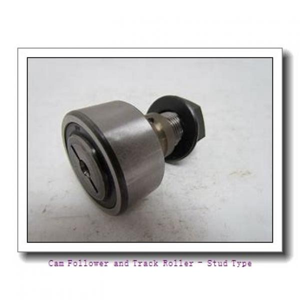 IKO CR22UUR  Cam Follower and Track Roller - Stud Type #1 image