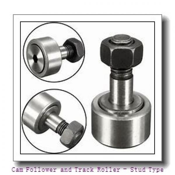 IKO CR18UU  Cam Follower and Track Roller - Stud Type #2 image