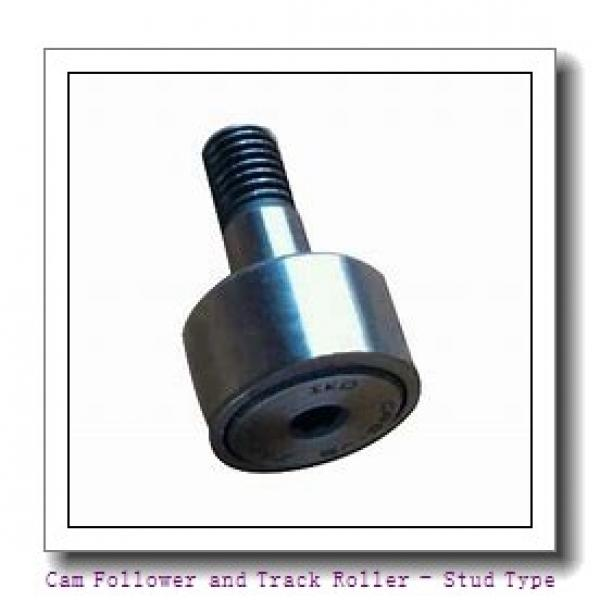 IKO CR22BUU  Cam Follower and Track Roller - Stud Type #1 image
